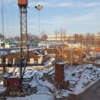 "Стан будівництва житлового комплексу ""Містечко Соборне"" на 21 листопада"