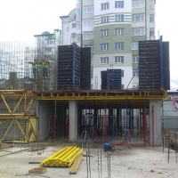 """Фотозвіт з будівництва житлового комплексу """"Цитадель"""""""