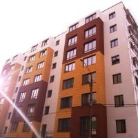 Вперше в Івано-Франківську дахову конструкцію виконано за технологією «Ізолкап»