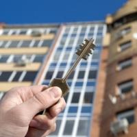 Ще три франківські сім'ї бійців АТО отримали ключі від новеньких квартир - відео
