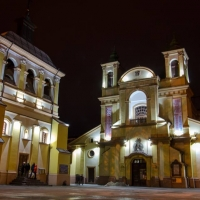 У Франківську за рік підсвітили 6 пам'яток архітектури