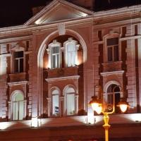 На 2017 рік на підсвітку пам'яток архітектури Івано-Франківська заклали півмільйона