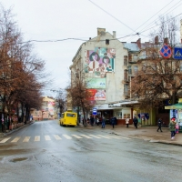 Знайомимось з історичними будівлями Івано-Франківська. Будинок Хане Ланди