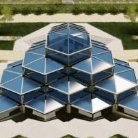 Моносоти - каркасне будівництво майбутнього