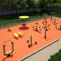 Громадська організація інваспорту будуватиме у промзоні Франківська спортивні об'єкти