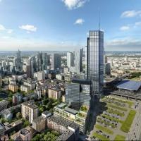 Незабаром в Варшаві з'явиться найвищий в Європі хмарочос