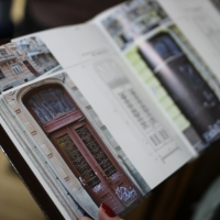 У Франківську представили книгу про старовинну архітектуру міста