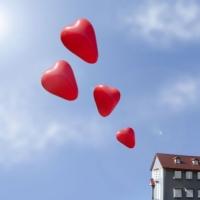 Чудова пропозиція до Дня святого Валентина від житлового комплексу поблизу парку ім. Шевченка