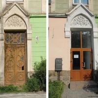 Фотограф показав, як за 10 років зруйнувались архітектурні пам'ятки Франківська. ФОТО