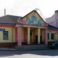 Знайомимося з історичними будівлями Івано-Франківська. Станиславська лазня
