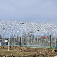Будівництво нового спорткомплексу у Пасічній планують завершити вже у цьому році