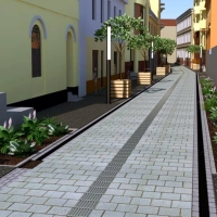 У Франківську візьмуться за реконструкцію двох історичних вулиць