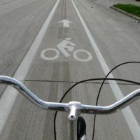 У Франківську хочуть побудувати велодоріжки на семи вулицях міста