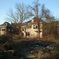 У Франківську реконструюють покинутий 20 років тому дитячий садок на Хоткевича