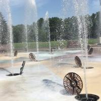 У Франківську побудують пішохідний фонтан