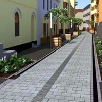 Департамент містобудування та архітектури не погоджував новий проект реконструкції Тринітарської вулиці