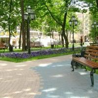 У Франківську проведуть реконструкцію скверу по вулиці Грюнвальдській