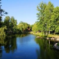 У Франківську працюють над створенням нового вигляду міського парку та озера