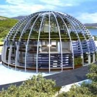 ТОП 10 найкрасивіших скляних будинків. Фото