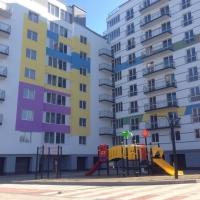 Територія нових квартир: ЖК поблизу парку ім. Шевченка (Відео)