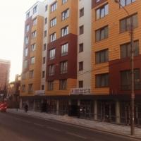Хід будівництва ІІ черги ЖК по вул. Залізнична, 3 станом на березень
