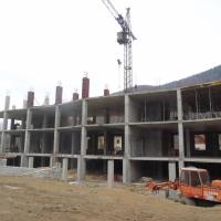 """Хід будівництва ЖК """"Скеля"""" станом на березень"""