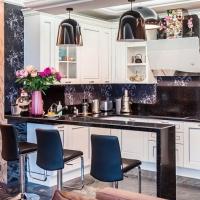 Нове житло: інтер'єр кухні