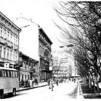 Як виглядала архітектура вулиці Незалежності 30 років тому. ФОТО