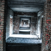 Будинок-привид: закинутий психдиспансер (ФОТО)