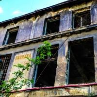 Як нині виглядає закинута шоколадна фабрика у центрі Франківська. ФОТО