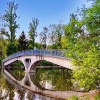 У Франківську розпочали реконструкцію території навколо міського озера. ФОТО