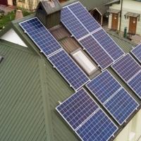 В Івано-Франківську з'явилась ще одна сонячна електростанція (ФОТО)