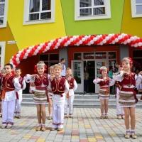 У Франківську урочисто відкрили новий дитячий садок на 75 місць