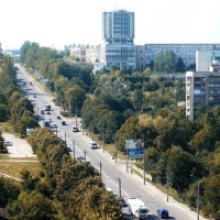 Знайомимось з історичними будівлями Івано-Франківська. Радіозавод