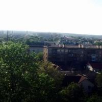 Франківський руфер показав дивовижні фото міста з даху будинку