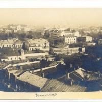 Що знищили у Франківську, щоб збудувати нинішню будівлю ОДА. ФОТО