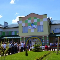 У приміському селі Вовчинець відкрили дитячий садочок на 160 місць. Фото