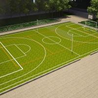 На Позитроні побудують новий спортивний комплекс за понад 3,5 млн грн