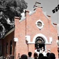 У Франківську освятили старовинну каплицю, збудовану понад 150 років тому. Фото