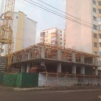 """Хід будівництва ЖК """"Затишний"""" станом на червень"""