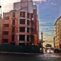 Хід будівництва ІІ черги ЖК по вул. Залізнична, 3 станом на червень