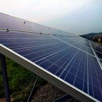 В селі Черніїв Тисменицького району розпочали будівництво сонячної електростанції