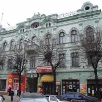 Знайомимось з історичними будівлями Івано-Франківська. Редакція першої міської газети
