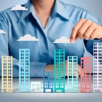 Україна займає другу сходинку у світовому рейтингу щодо обвалу цін на житло. Інфографіка