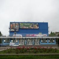 У Франківську планують облаштувати сквер в районі кінотеатру «Космос»