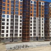 """Стан будівництва житлового масиву """"Паркова Алея"""" на 4 липня"""