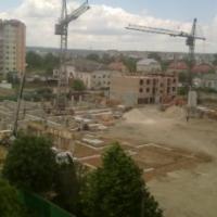 """Хід будівництва ЖК """"Левада Затишна"""" станом на липень"""