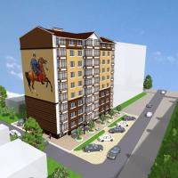 Компанія «Франківський дім» пропонує квартири в новому ЖК по вулиці Сніжна, 52