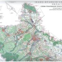 На Івано-Франківщині депутати затвердили схему планування території області
