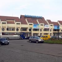 Марцінків просить передати міжнародний аеропорт Івано-Франківська у комунальну власність